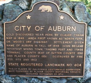 A little history of Auburn